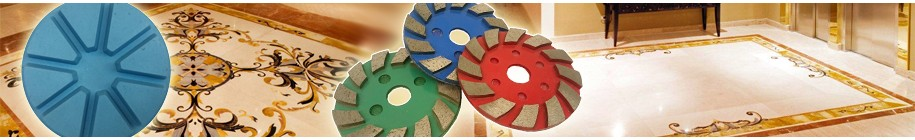 Floor grinding wheels