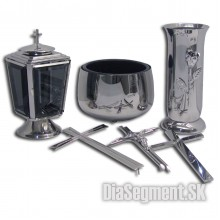 Stainless steel set DeLuxe