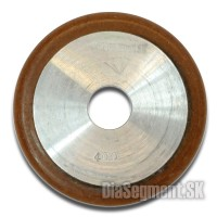 Grooving polishing disc U, 100 x 12 mm