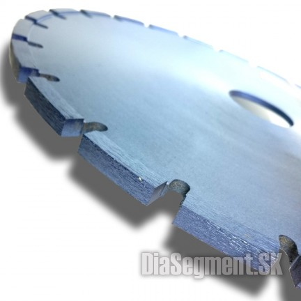 Grooving wheel, 400 x 10 mm