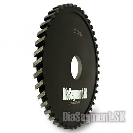 Calibrate grind wheel, 300 x 30 mm