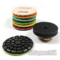Flexible polishing disc MINI, 50 mm