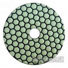 Flexible polishing disc 8-STEP, 80-100-125 mm