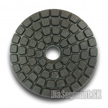 Flexible polishing pad BUFF, 100 mm