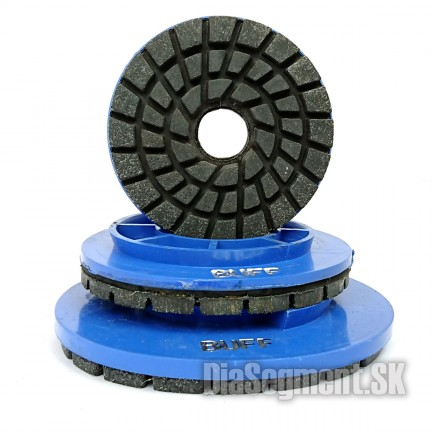 Chamfering wheel BUFF PREMIUM SL, 100-125-150 mm