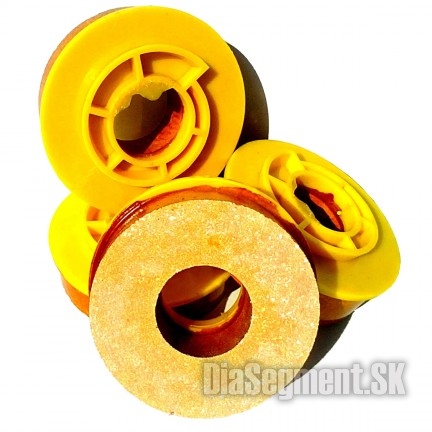 Polishing disc for marble, 100-125 mm