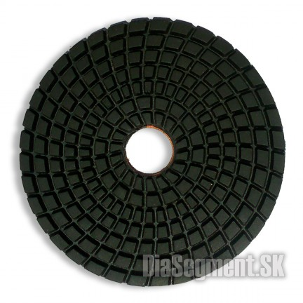 Flexible polishing pad ECONOMY, 100 mm