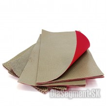 Electroplated sand paper, 120 x 180 mm