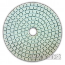 Flexible polishing pad QUARTZ, 100 mm