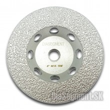 "Grinding wheel Cup EP/VB model ""D"", 100 mm"