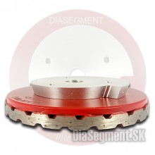 Grinding wheel TURBO PREMIUM RED, 100 mm