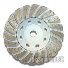 Grinding wheel TURBO, #30 #60 #100 - 100 mm