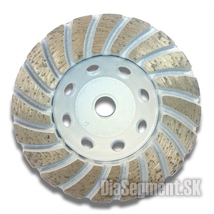 Grinding wheel TURBO, #30 #100 - 100 mm
