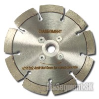 Cutting blade for CONCRETE, M14