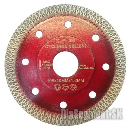 Cutting blade for GRESS, a segment 10 mm