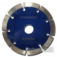 GRANIT stone cutting blade, 125 mm